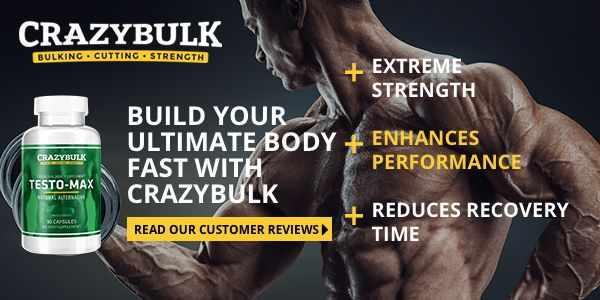 crazybulk testo Max Reviews