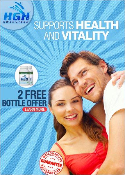 HGH Energizer supplement