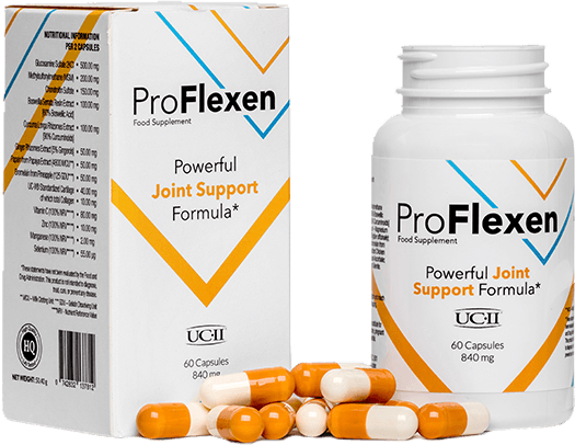 Proflexen Reviews 2019 Effective Product For Healthy Joints