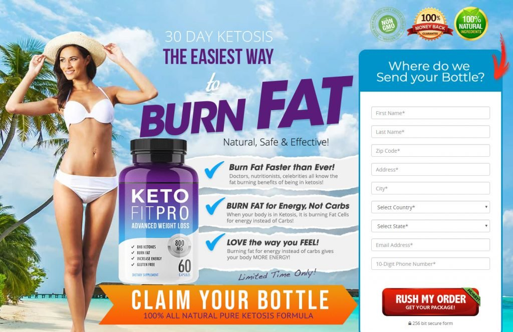 Keto Fit Pro reviews