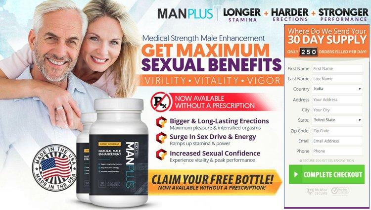 Vixea Man Plus Male Enhancement