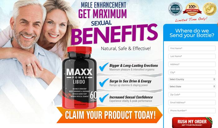 Maxx Power Libido Reviews
