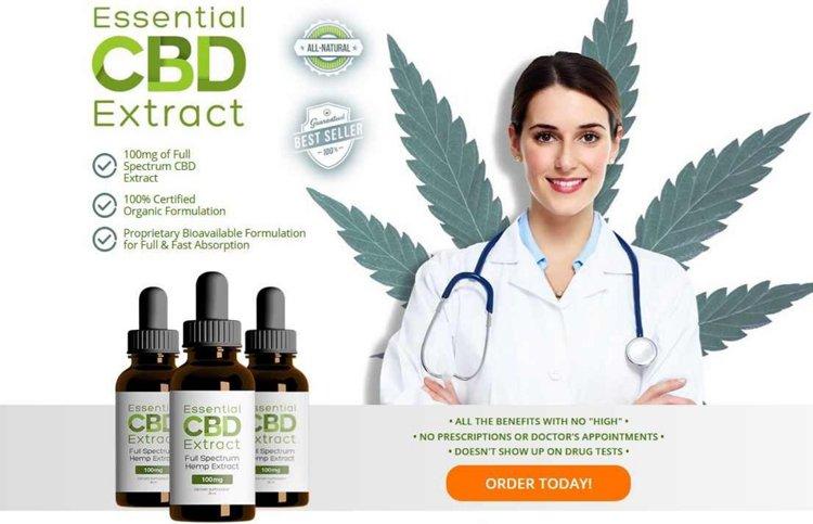 Buy Essential CBD Extract
