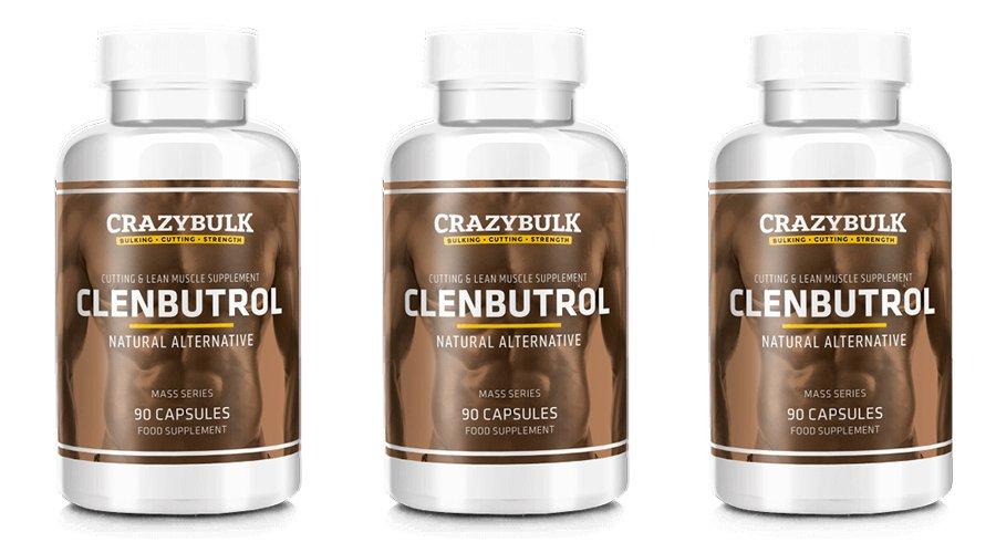 clenbutrol bottles