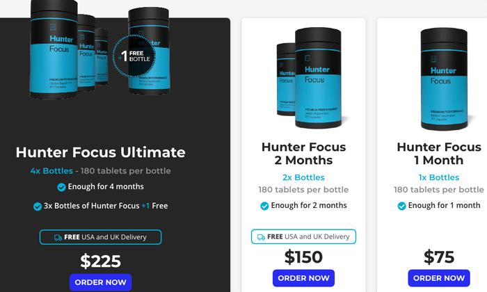 hunter focus reviews