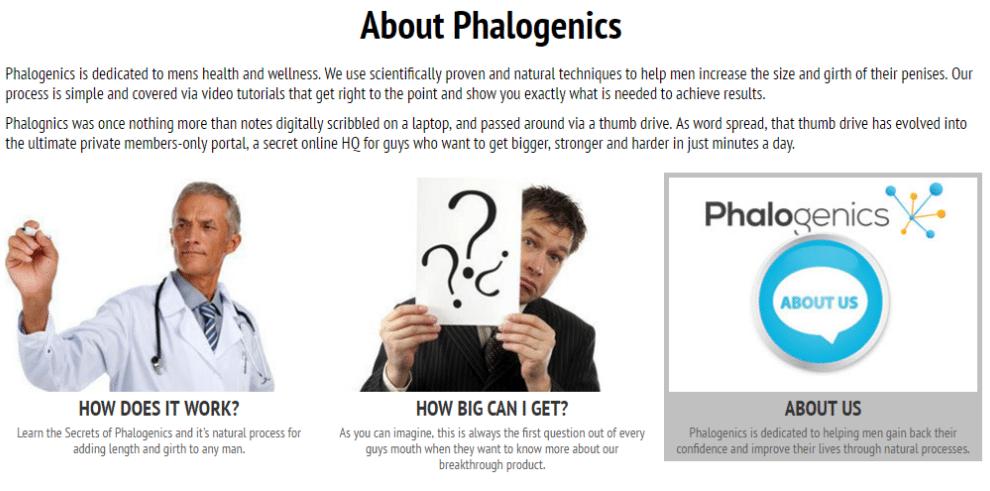 phalogenics
