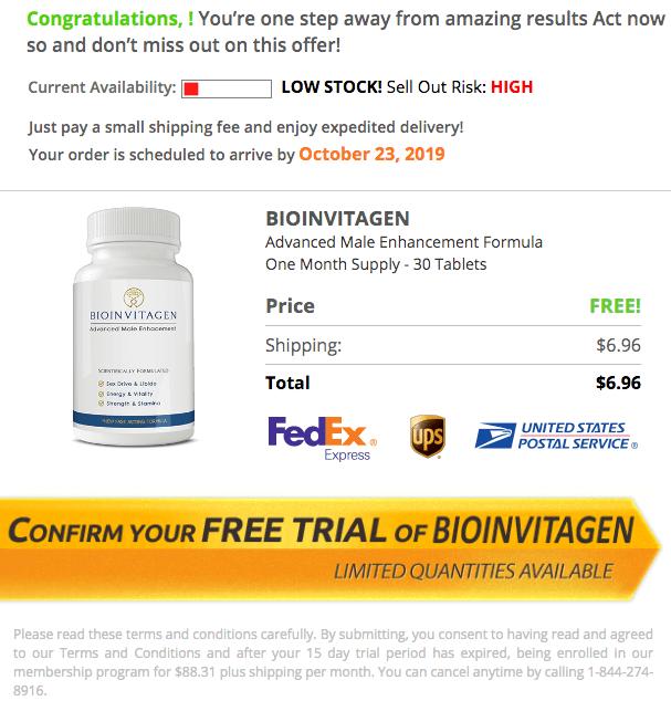 bioinvitagen trial