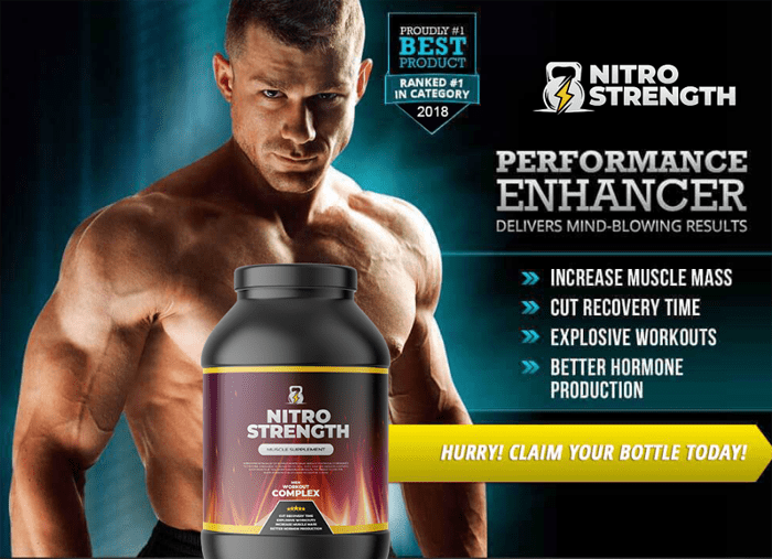 nitro strength review