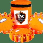 1Tac Roadside safety disc