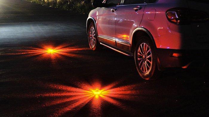 1tac roadside led safety discs