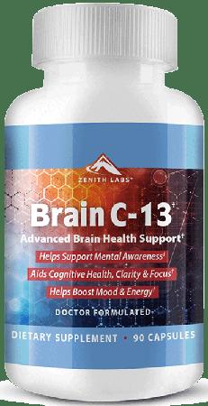 Brain c 13