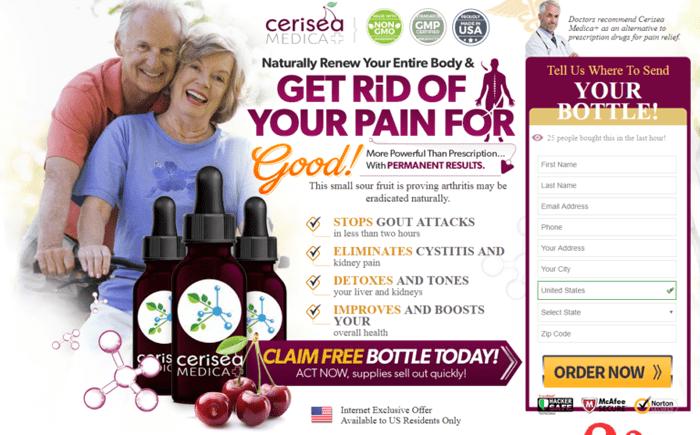 Cerisea Medica Review