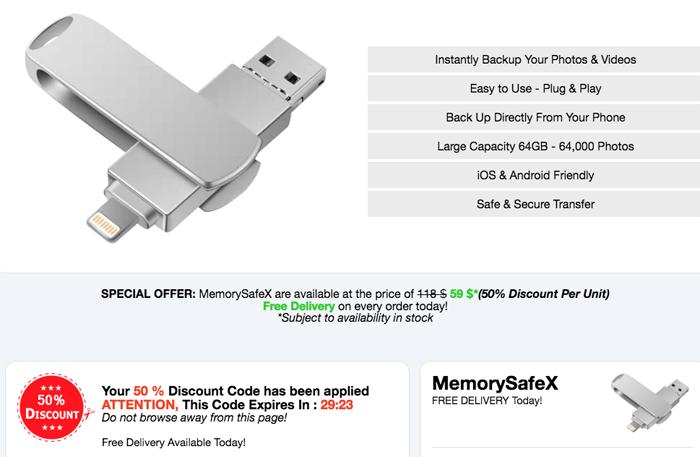 Memorysafex Reviews