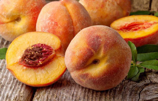 Peaches for diabetes