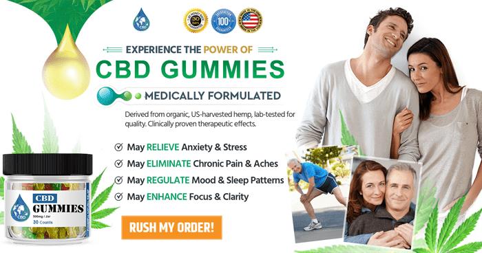 Miracle Health Oil CBD Gummies