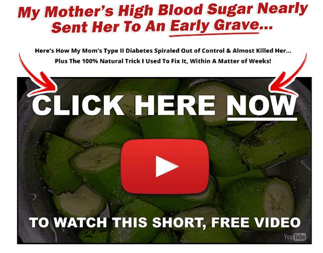 blood sugar ultra video