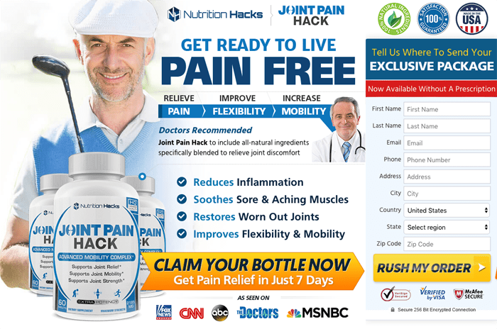 buy joint pain hack