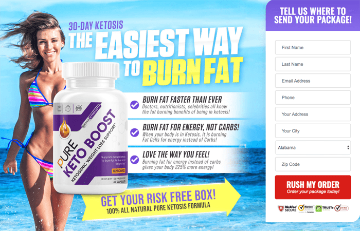 buy pure keto boost
