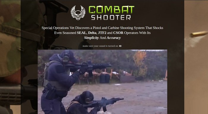 combat shooter review