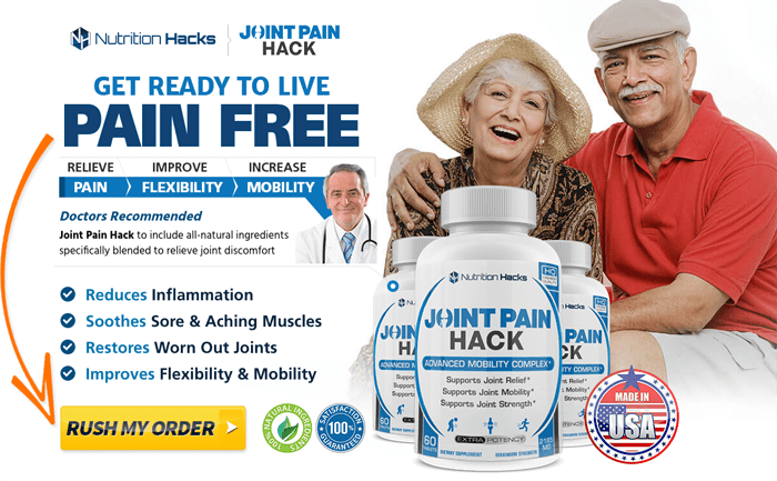 order joint pain hack