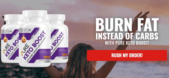 order pure keto boost