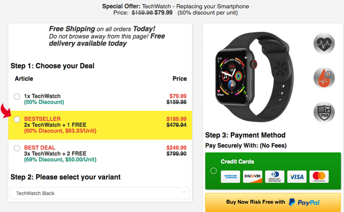 order techwatch