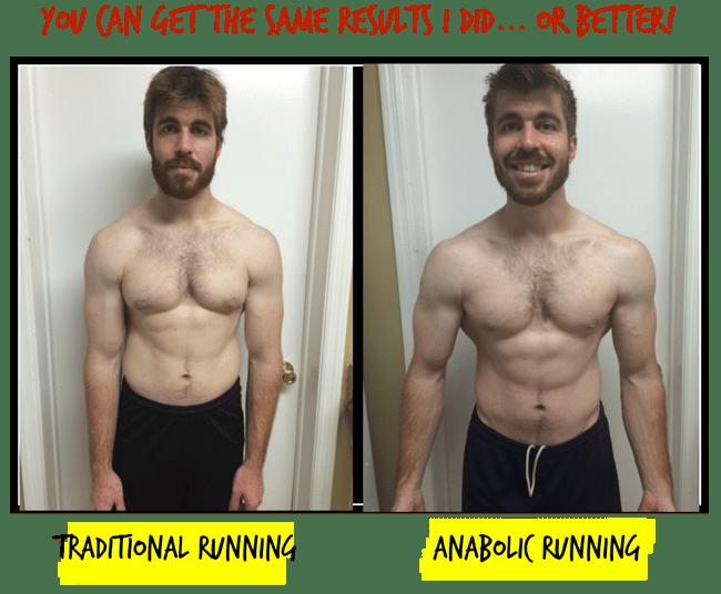 Anabolic Running Result