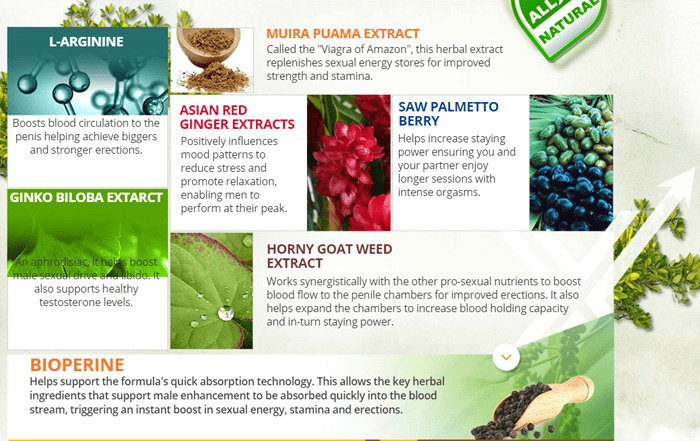 Problastxl Ingredients