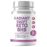 Radiant Swift Keto BHB