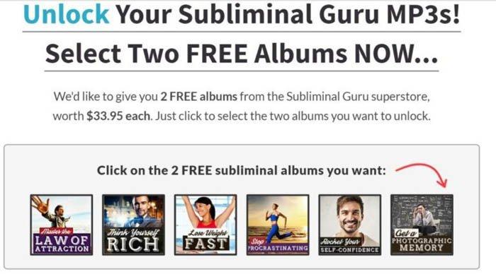 Subliminal Guru review