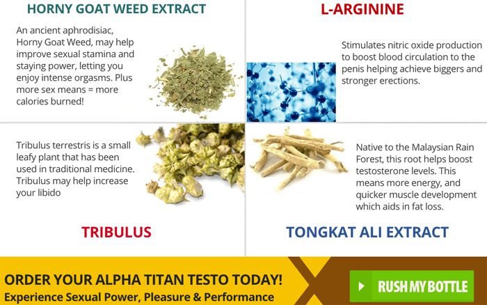 alpha titan testo ingredients