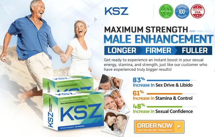 Buy KSZ Male Enhancement