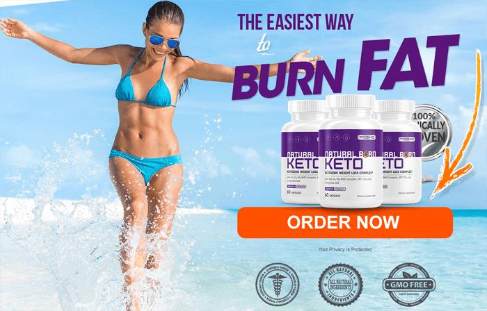 buy Natural Burn Keto