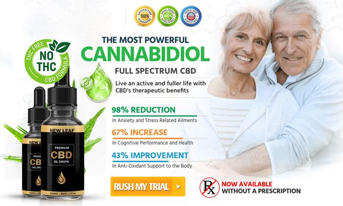 Buy New Leaf CBD Oil