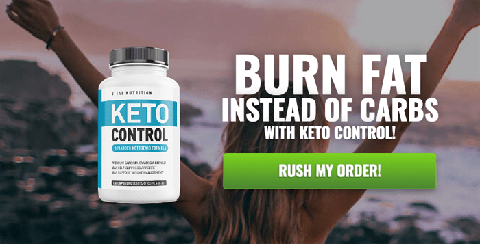 buy Vital Nutrition Keto Control Diet