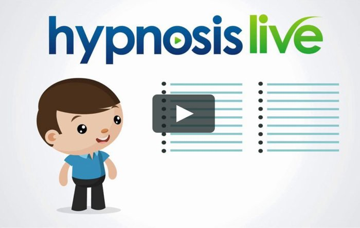 hypnosis live video