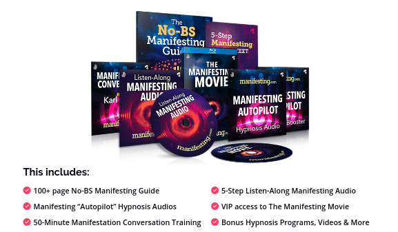 no bs manifestation course review
