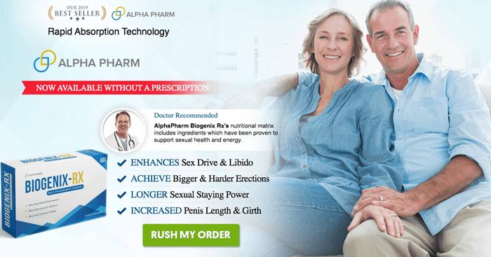 order Alphapharm Biogenix RX