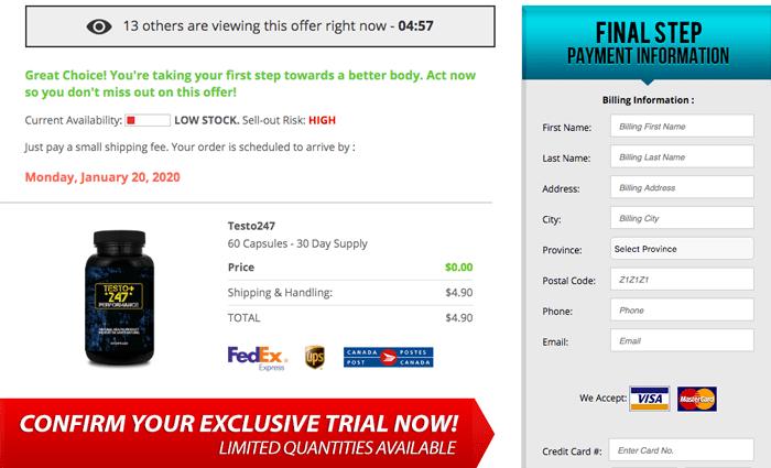 order testo247