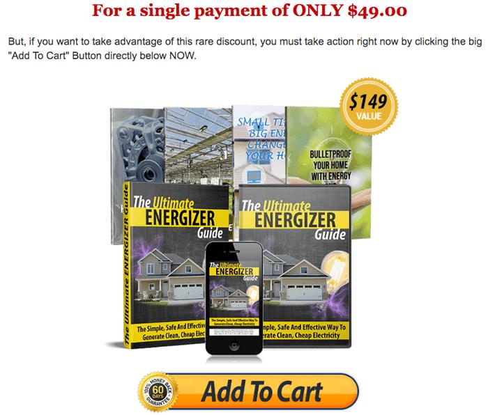 order ultimate energizer