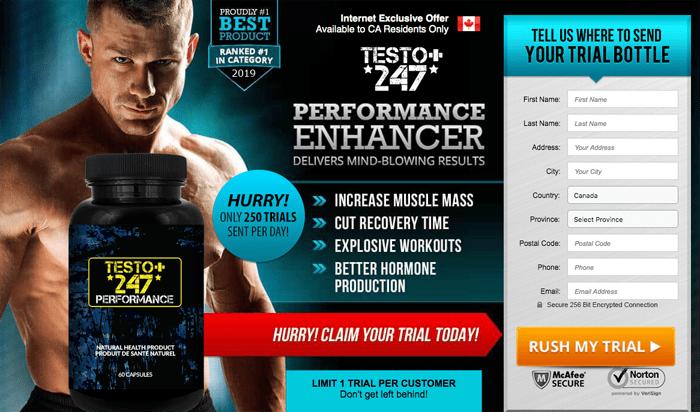 testo247 muscle