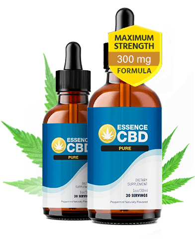 Essence CBD Pure Oil