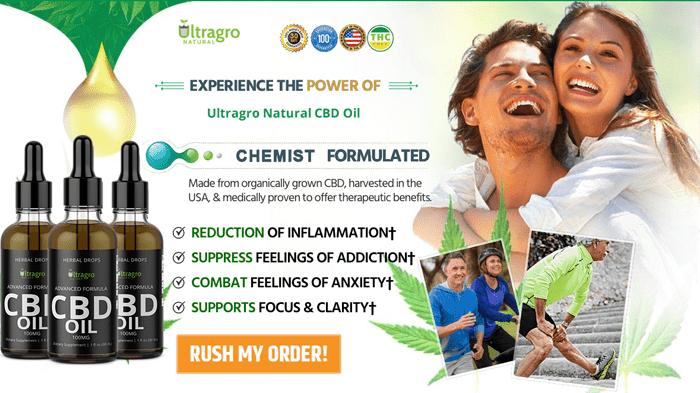 Order Ultragro Natural CBD Oil