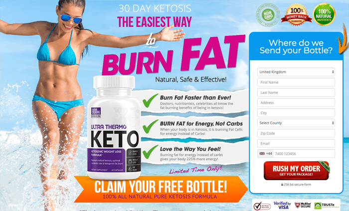 Ultra Thermo Keto Review