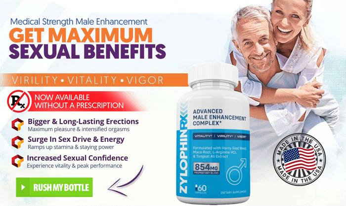 Zylophin RX male enhancement
