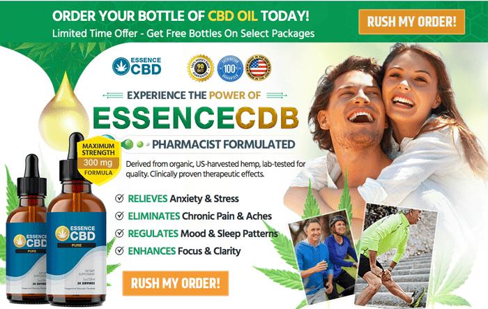 Buy Essence CBD Pure Oil