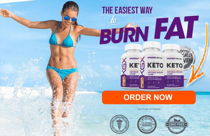 Buy KGX Keto