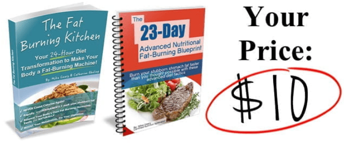 The Fat Burning Kitchen Price