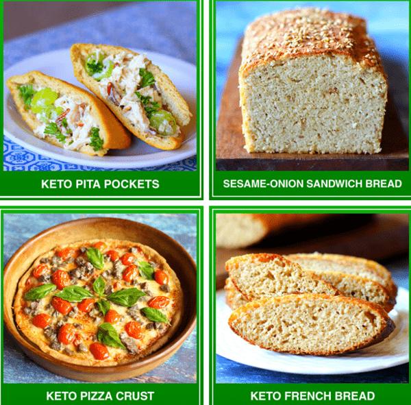 keto breads reviews