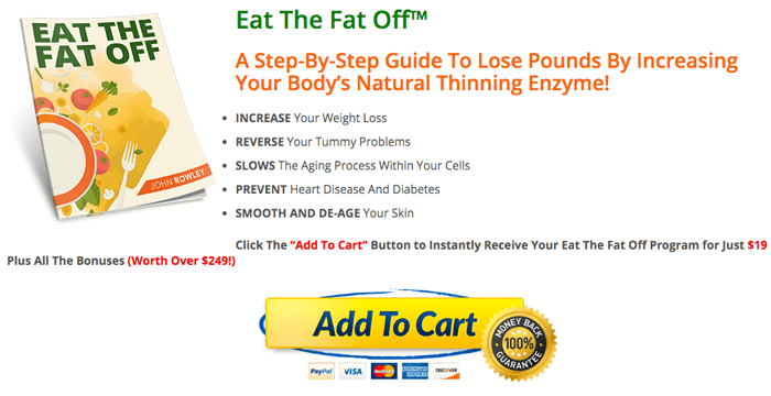 Order Eat The Fat Off